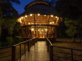 Treehouse Lodge, Yucuruche