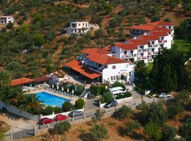 Hotel Paradise, Vassilias
