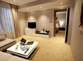 Pietra Hotel, Анкара