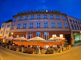 Grand Hotel Trenčin, Trenčín