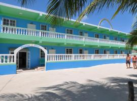 Rainbow Hotel, Caye Caulker