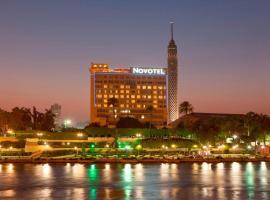 Hotel Novotel Cairo El Borg, Cairo