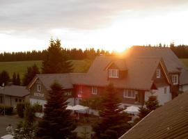 Berggasthof zur Glocke, Winterberg