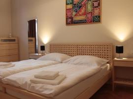 GH Prague Apartments,