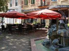 Hotel Mille 9 sens, Dudelange