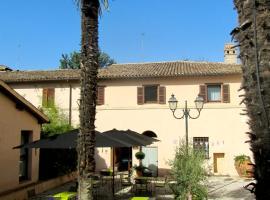 Casa Mancia, Foligno