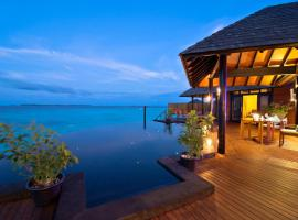 The Sun Siyam Iru Fushi Luxury Resort Maldives, Manadhoo
