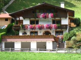 Appartements-Klaus, Neustift im Stubaital