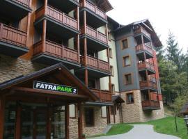 FatraPark Apartments, Rużomberk