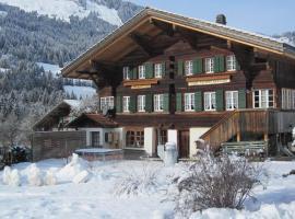 Chalet-Hotel Alpenblick Wildstrubel, Sankt Stephan