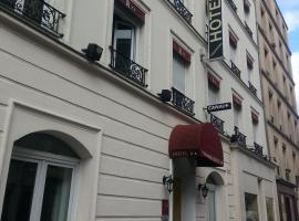 Hotel Trianon, Венсен