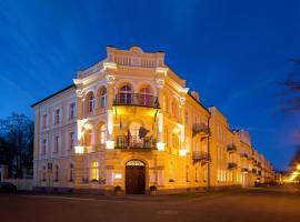 Hotel Metropol, Франтишковы Лазне