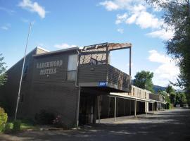 Larchwood Motel, 汉默温泉