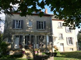 Chambres d'Hôtes Côté Parc-Côté Jardin, Nevers