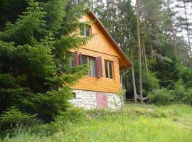 Chata Zlatka, Spišské Tomášovce