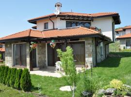 Villa on the Black Sea, Солнечный берег