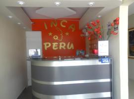 Inca Peru Hotel, Piura