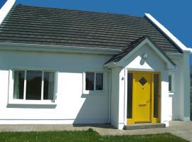 Atlantean Seaside Cottage, Kilkee