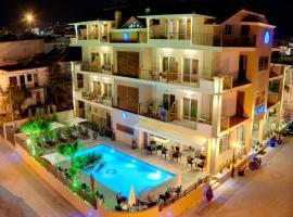 Hotel Olympos, Leptokaryá