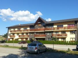 Apartmány Veľká Rača, Oščadnica
