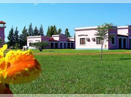 Las Achiras, Casas de Campo, Federación