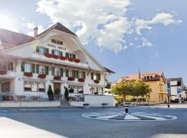 Hotel Gasthof Kreuz, 科诺尔芬根
