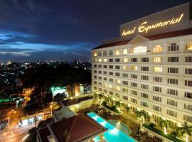 Hotel Equatorial Ho Chi Minh City, Ho Chi Minh