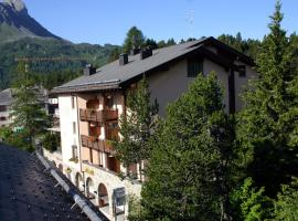 Hotel Pöstli, Maloja