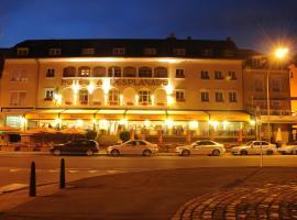 Hotel de l' Esplanade, Ремич