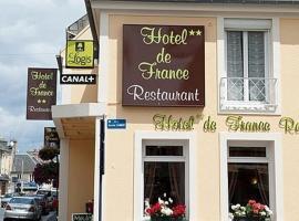 Hôtel de France, Isigny-sur-Mer