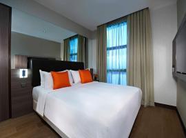 Aqueen Hotel Jalan Besar, Singapur