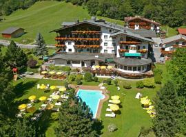 Alpenhotel Fernau, Neustift im Stubaital
