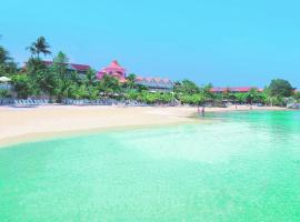 Coco Reef Resort & Spa, Crown Point