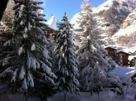 Hausroc-Zermatt, Церматт