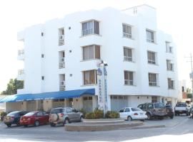 Hotel Barbacoa, Ríohacha