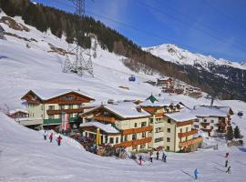 Hotel Garni - Restaurant Kaminstube, Sankt Anton am Arlberg