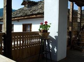 Bazoteva House, Kovačevica