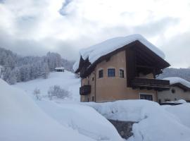 Chalet Rin da Pemont, Livigno