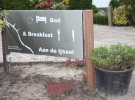 Bed & Breakfast 'Aan de IJssel', 兹沃勒