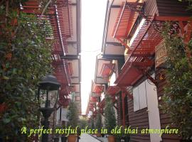 Resort Bangphlat, Bangkok