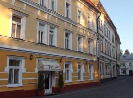 Hotel Trumf, Mladá Boleslav
