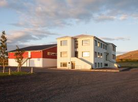 Ljósafossskóli Hostel, Úlfljótsvatn