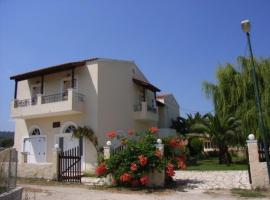 Villa Stefania, Acharavi