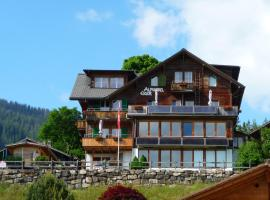 Alphotel Eiger B&B, Beatenberg