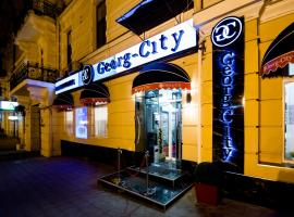 Georg-City Hotel, Odessa