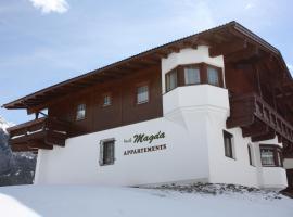Appartementhaus Magda, Sölden
