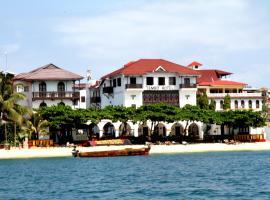 Tembo House Hotel, Zanzibar City