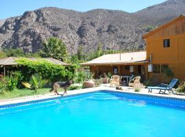 Hostal Luz del Valle, Vicuña