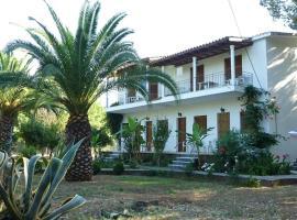 Villa Alexandra, Róda
