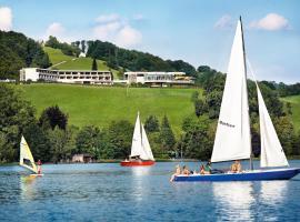 Landzeit Motor-Hotel Mondsee, Мондзее